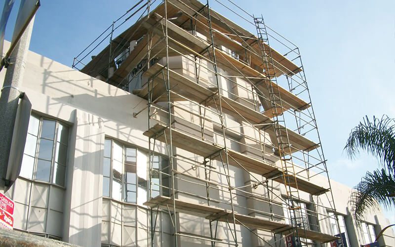Rolls Scaffold Scaffolding Picture 2