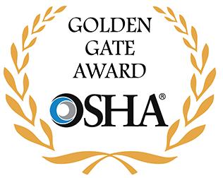 OSHA Golden Gate Award